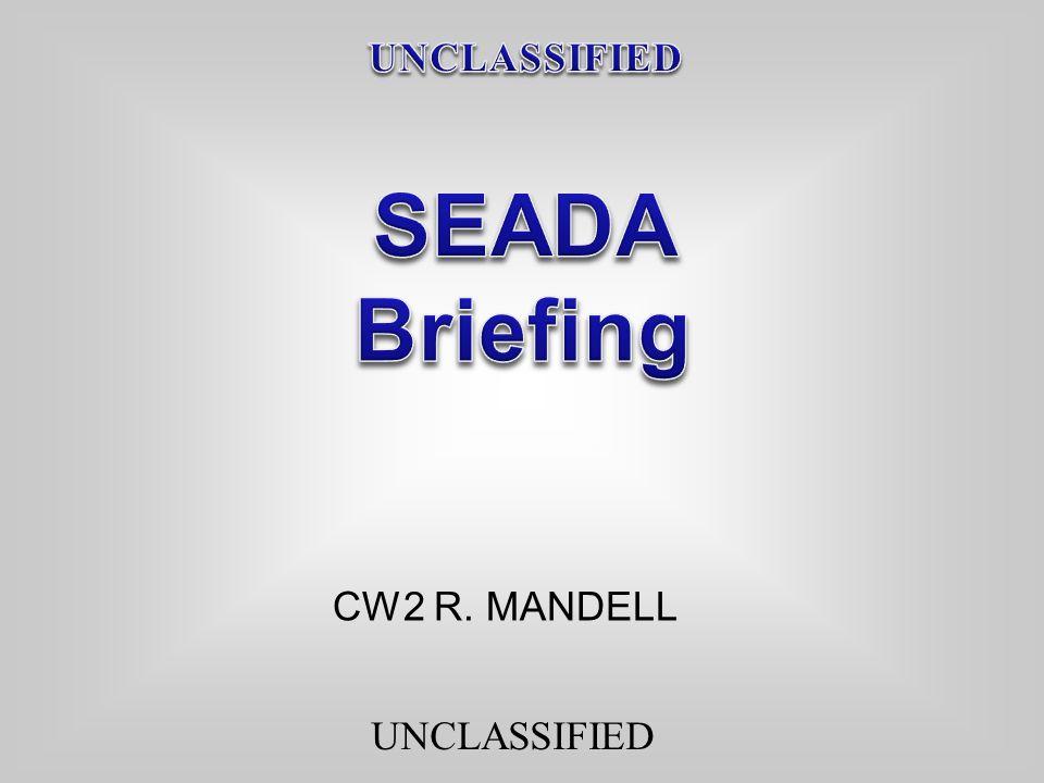 UNCLASSIFIED CW2 R. MANDELL