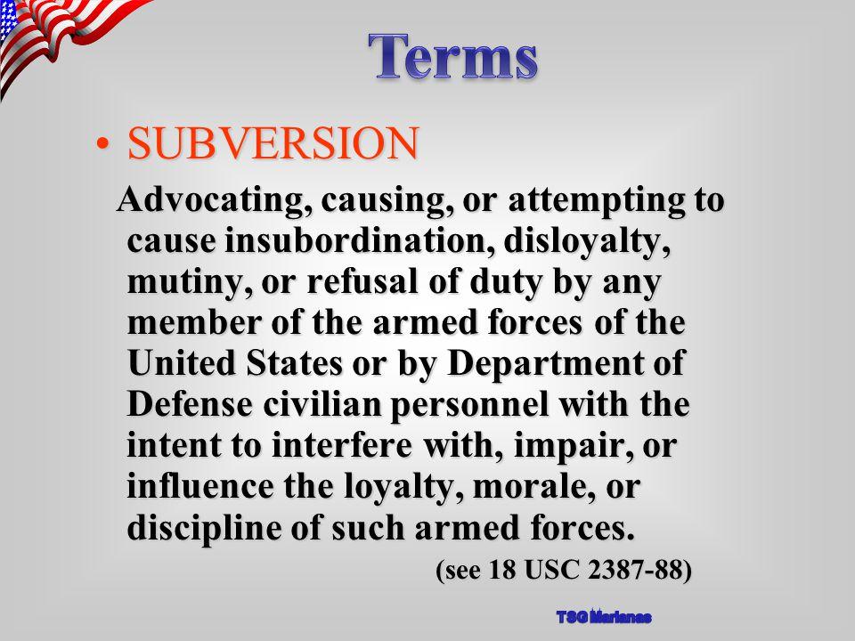 Operational Planning InvolvesOperational Planning Involves –Target Selection –Weapons Acquisition –Target Surveillance –Attack Rehearsals TERRORISMTERRORISM