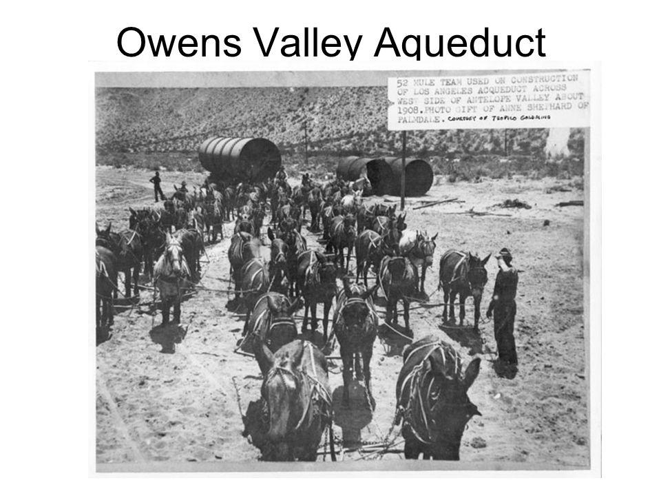 Owens Valley Aqueduct
