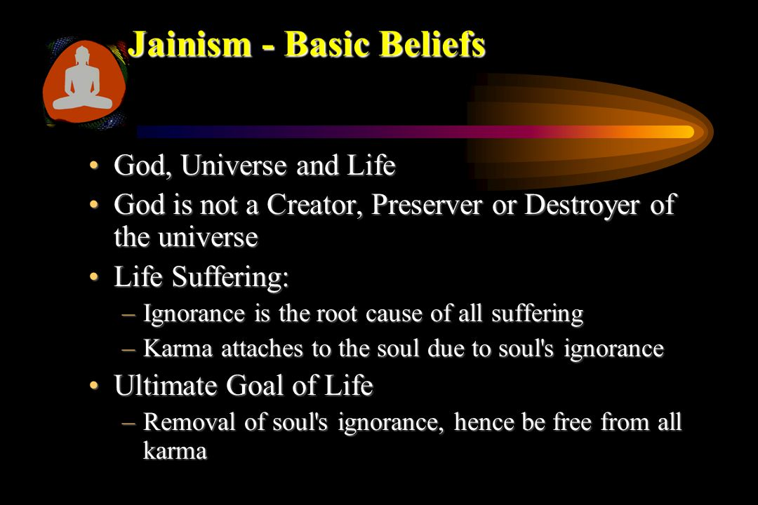 Jainism is a religion and a way of life.