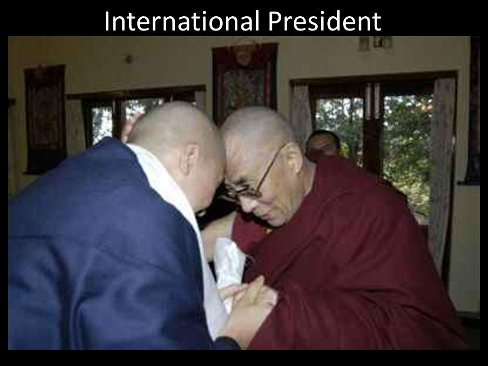 47 International President