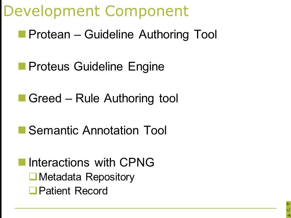 Editable Clinical Process