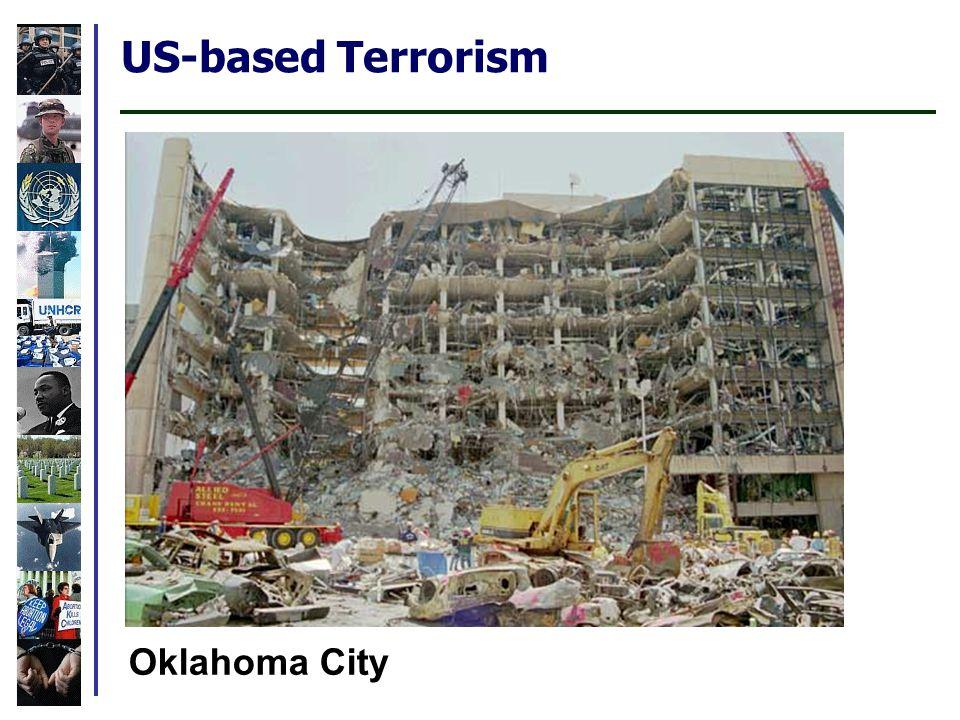 US-based Terrorism Oklahoma City