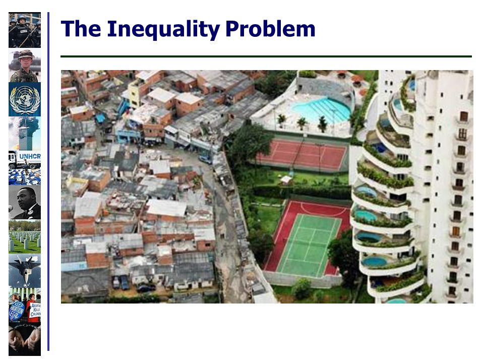 The Inequality Problem