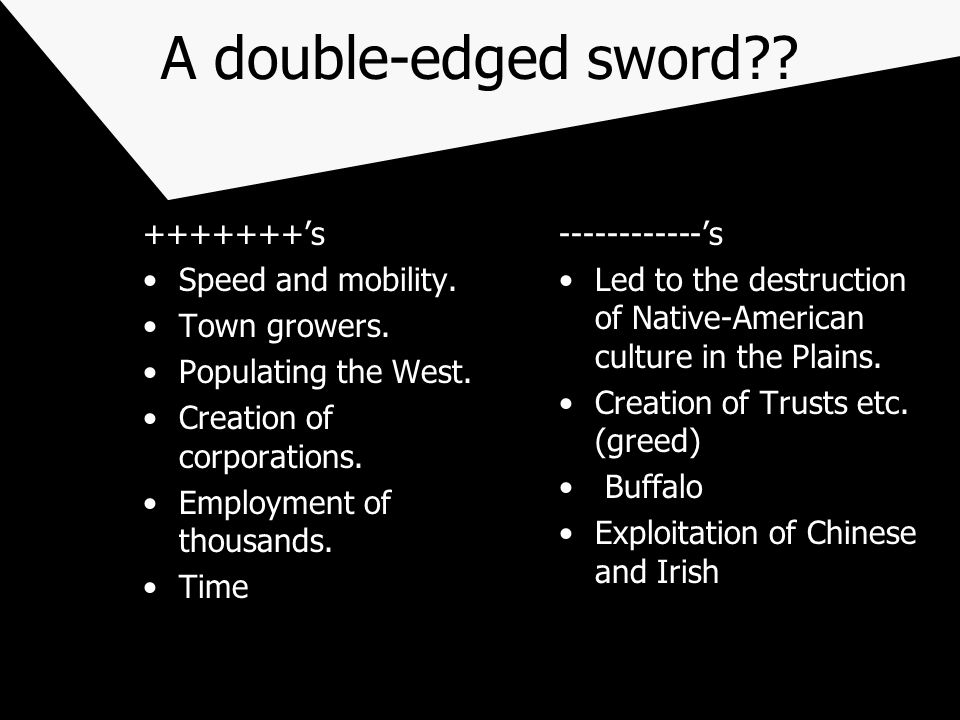 A double-edged sword?.+++++++'s Speed and mobility.