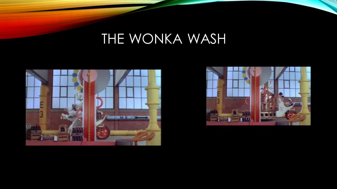 THE WONKA WASH