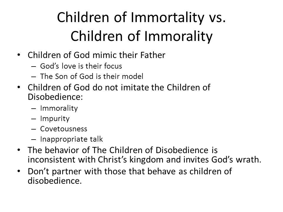 Children of Immortality vs.