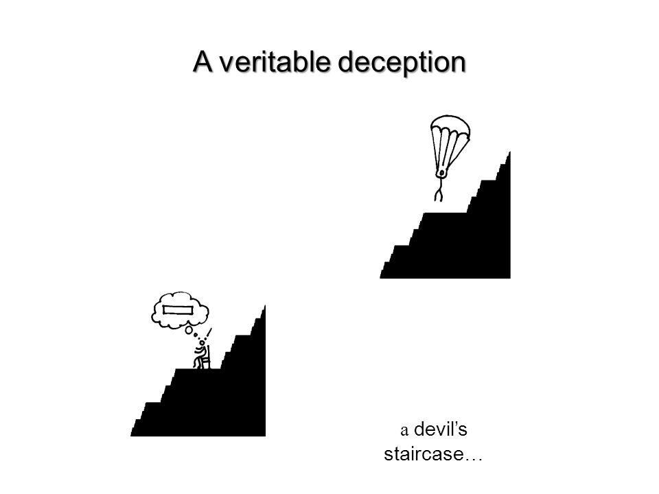a devil's staircase…