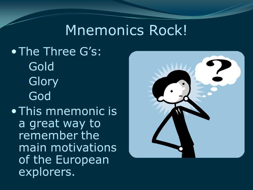Mnemonics Rock.