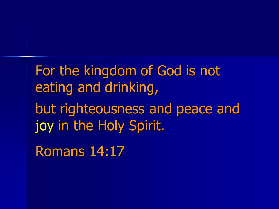 Joy Is Ours in Jesus! The Scriptures Tell Us Why & How