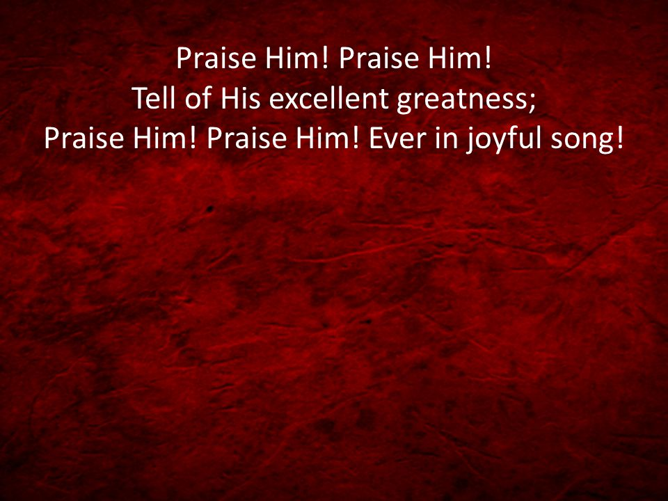 Because the sinless Savior died My sinful soul is counted free For God, the Just, is satisfied To look on Him and pardon me
