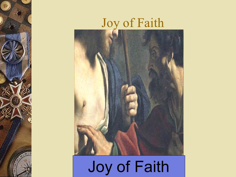 Joy of Faith