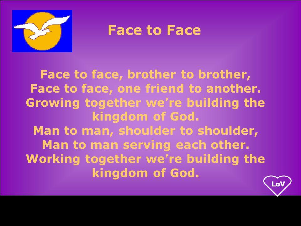 LoV I lift my voice up unto Thy name, I lift my voice up unto Thy name.