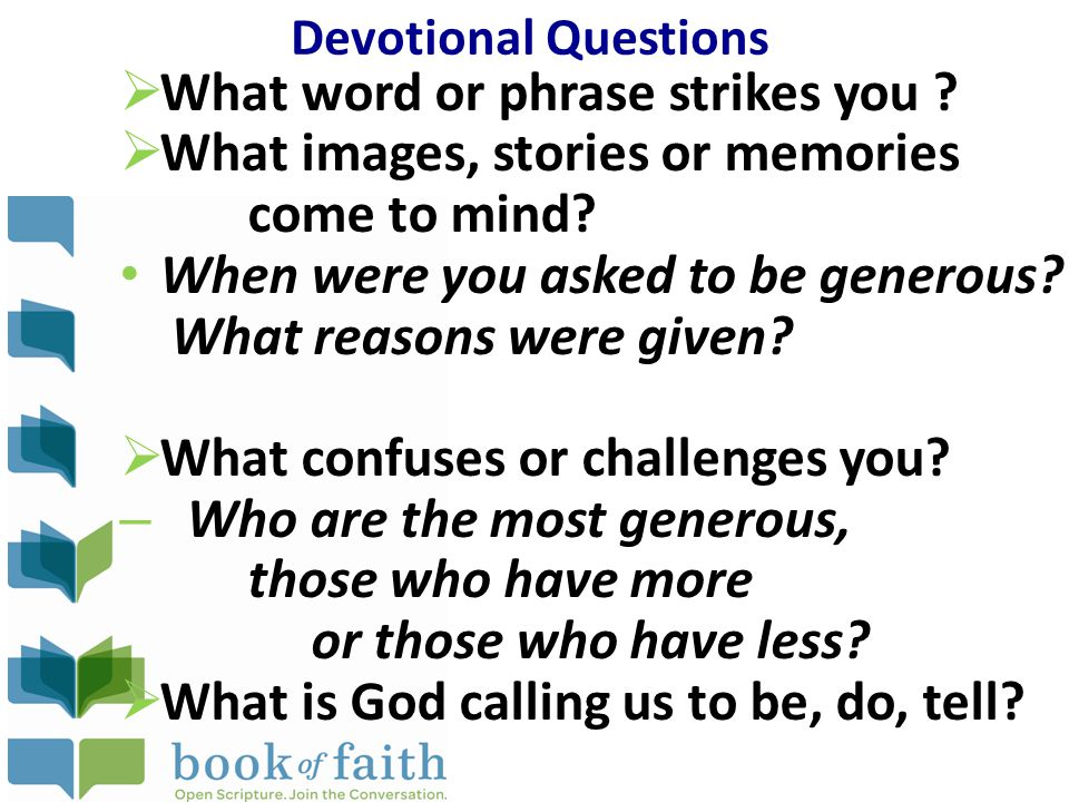 Historical Questions  What insights from history would be helpful to know in order to hear, read, study or understand this passage more accurately.