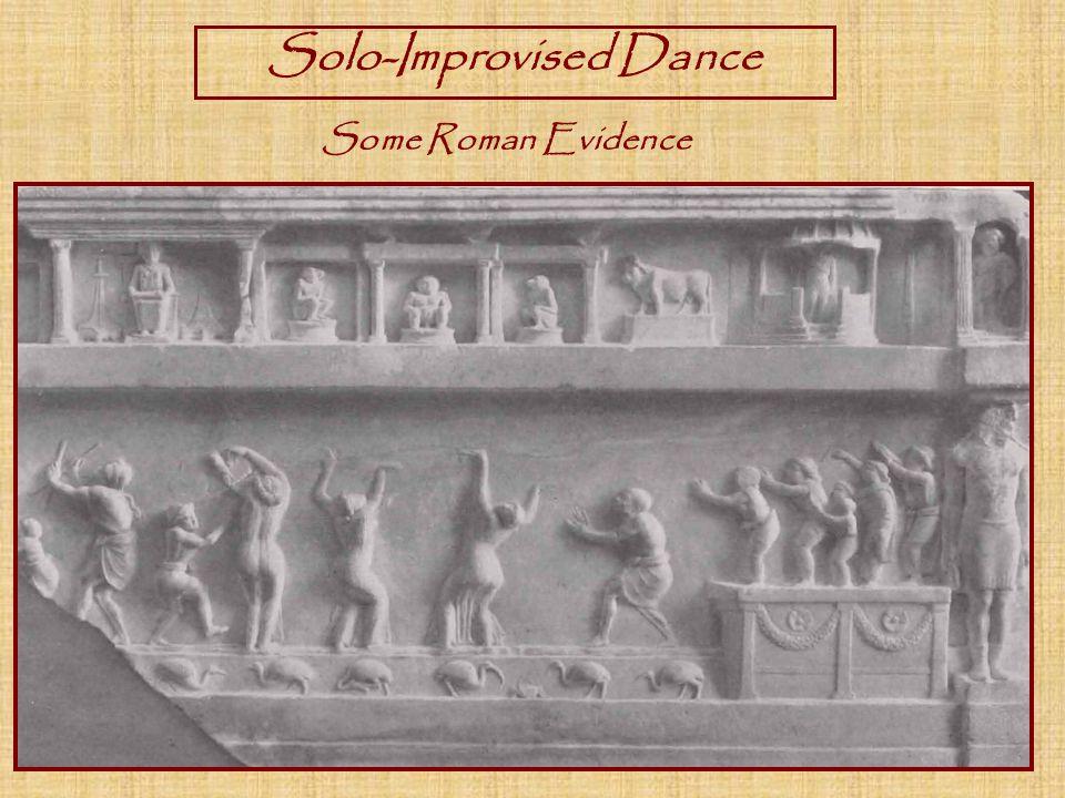 Some Roman Evidence