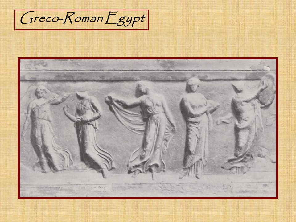 Greco-Roman Egypt