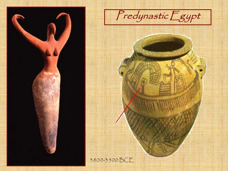 Predynastic Egypt 3800-3500 BCE