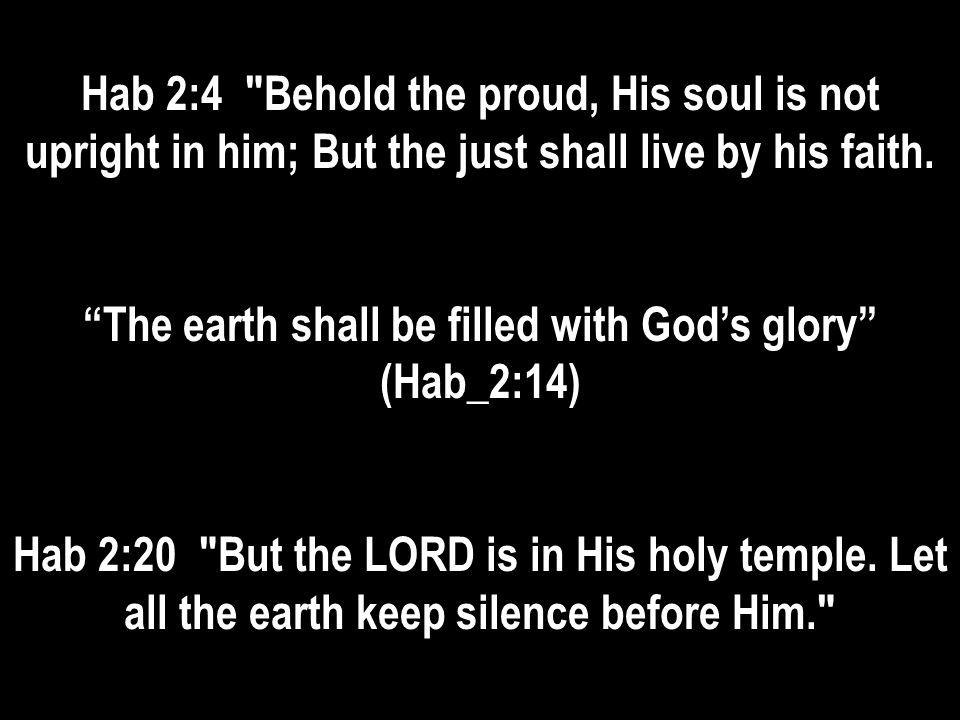 Hab 3:1 A prayer of Habakkuk the prophet, on Shigionoth.