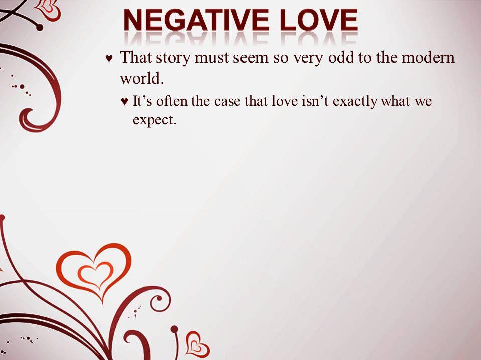 ♥ Love is not rude.
