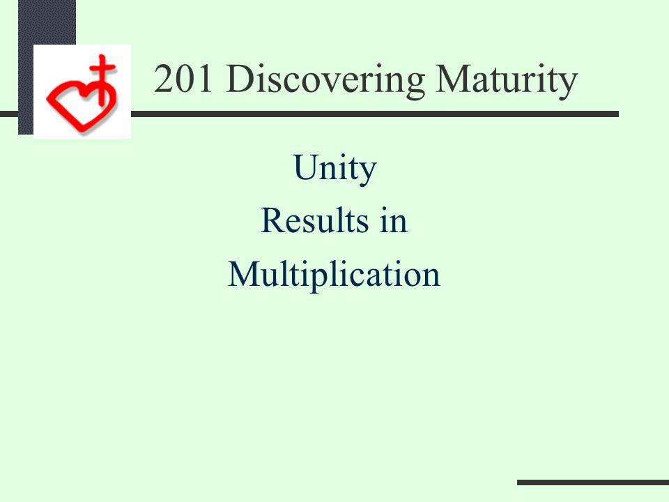 201 Discovering Maturity Keys to Makrothumeo Remain a Team Remain Poised Keep Communicating Forgive Instantly