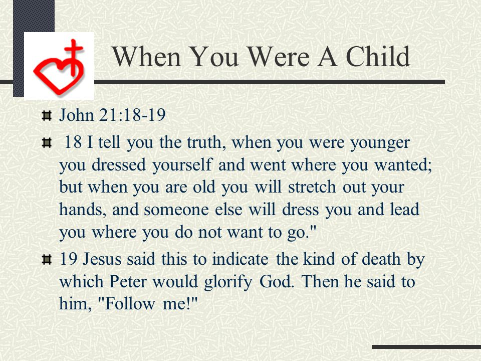 Lordship Defines Maturity Matt 7:21-23 21