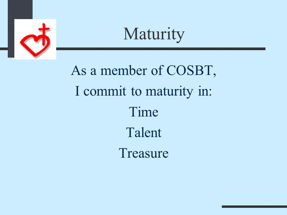 Maturity Proves Sonship Consider Christ Endure Shame Submit to Authority