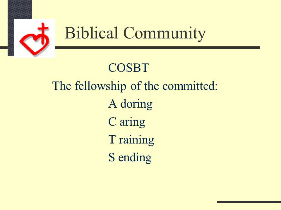 Fellowship is maintained by Maturity. 1 Cor 11:22 22Don't you have homes to eat and drink in? Or do you despise the church of God and humiliate those