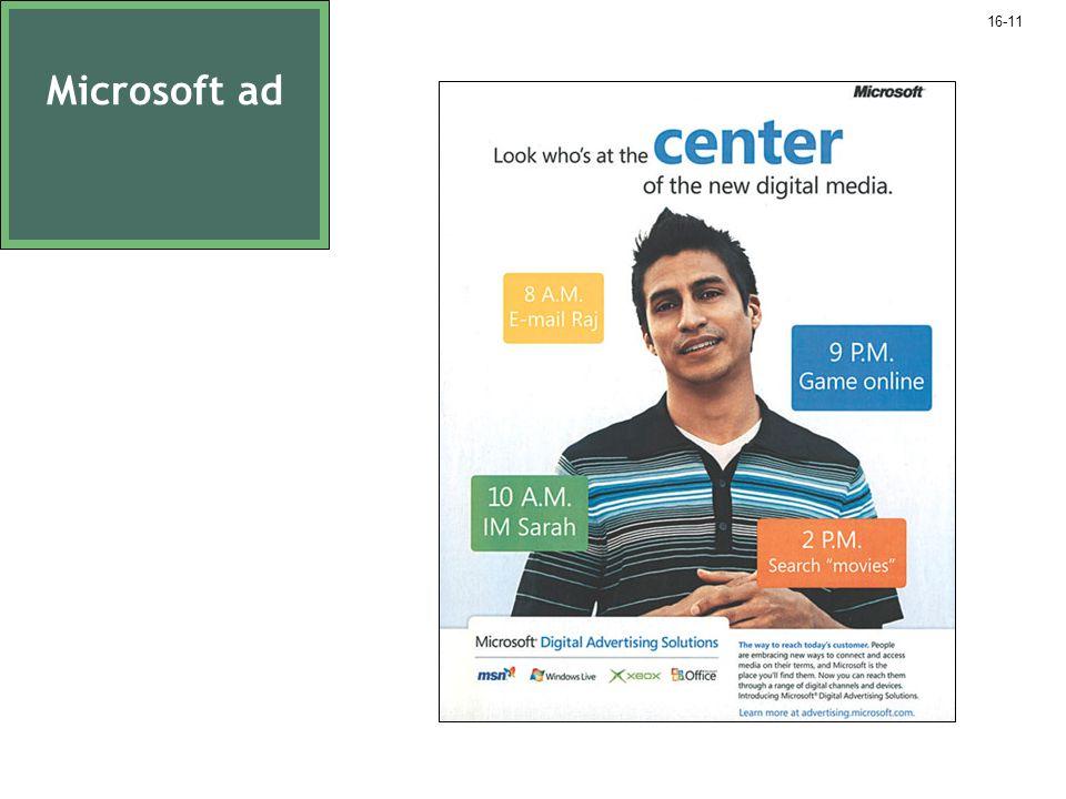 Microsoft ad 16-11
