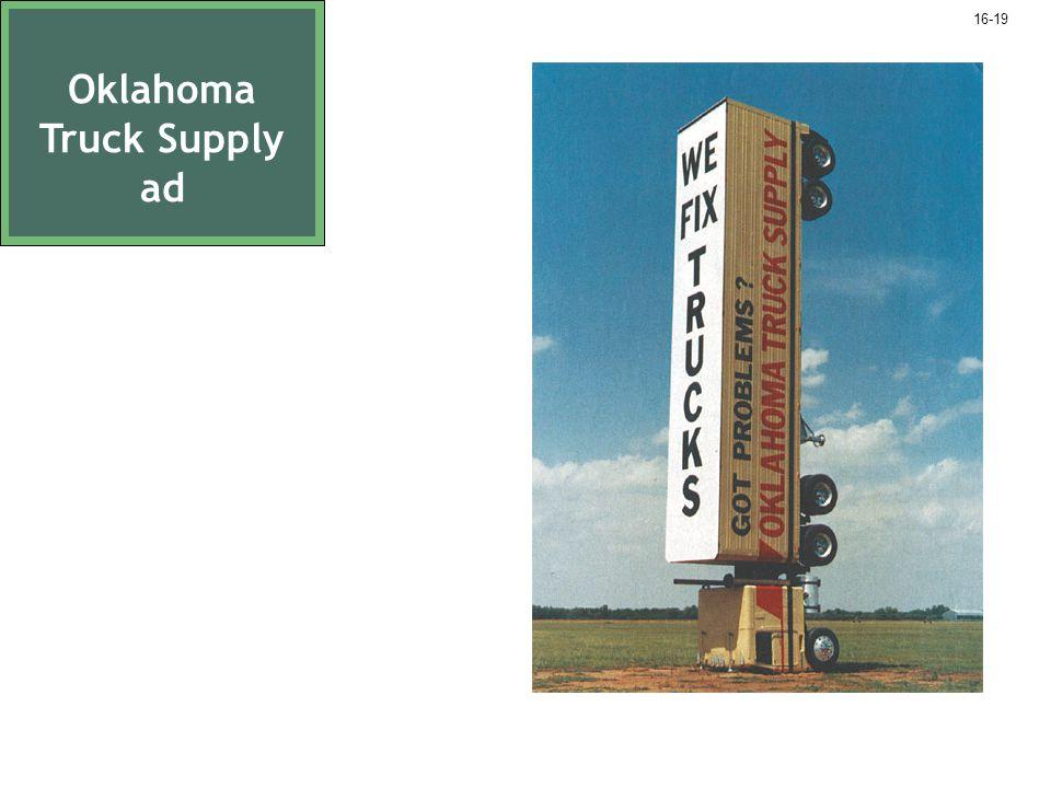 Oklahoma Truck Supply ad 16-19