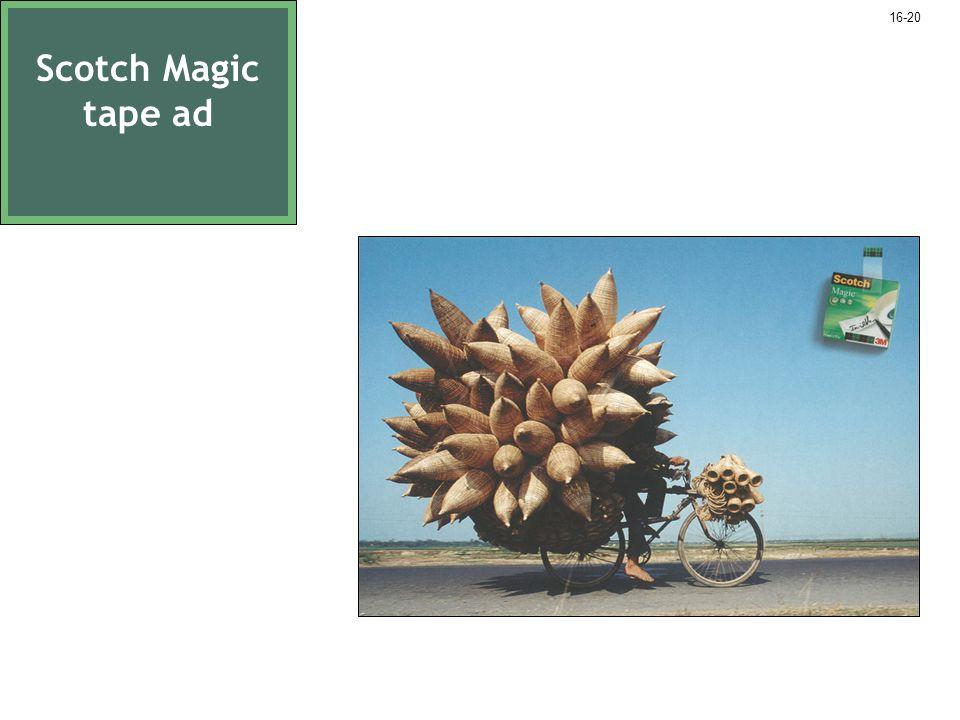 Scotch Magic tape ad 16-20