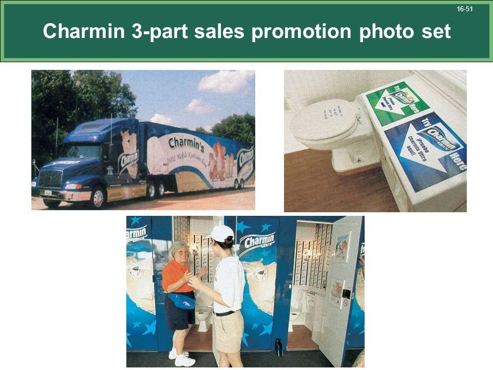 Charmin 3-part sales promotion photo set 16-51