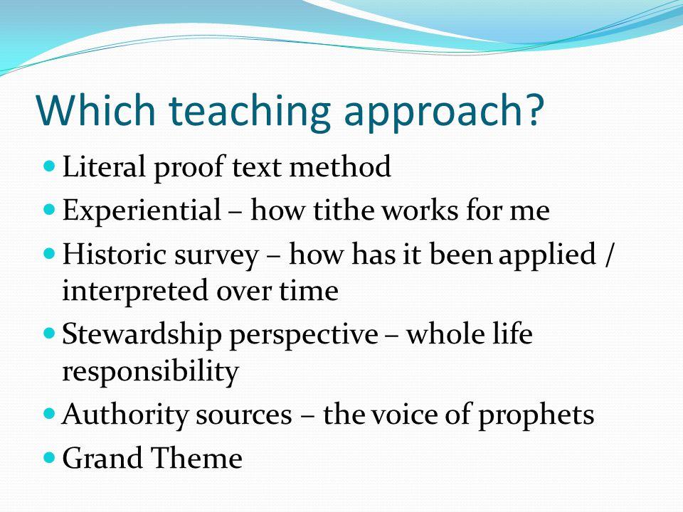 What is a biblical theme.