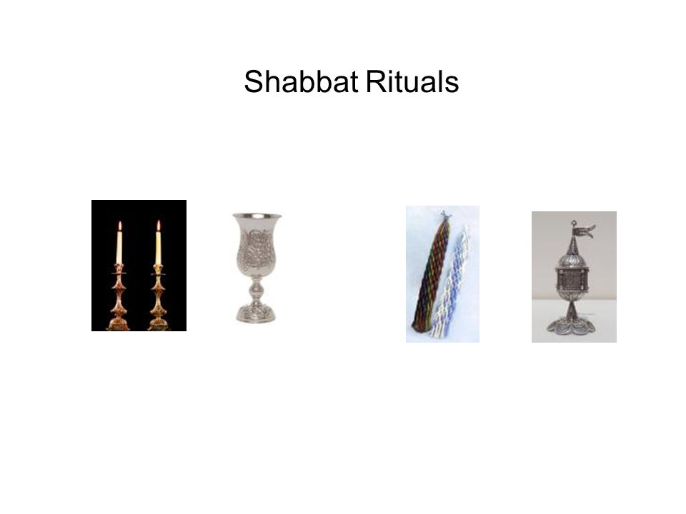 Shabbat Rituals