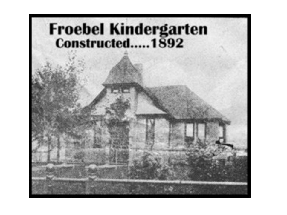 Froebel had a hard life as a child Mom died when he was young Stepmother treated him indifferently Dad was always busy with work He poured everything he had into his studies Protect the new generation: do not let them grow up into emptiness and nothingness…