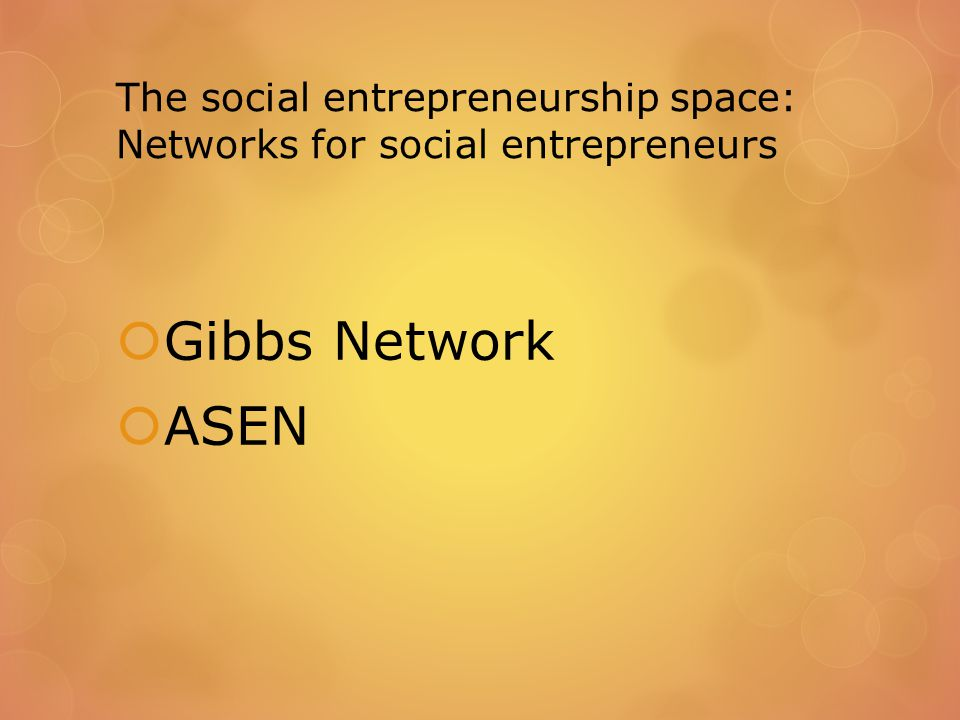 Defining Social Entrepreneurship: Quote from interviews  Our challenge is that people in South Africa are using Social Enterprise, Social Business and social entrepreneurship interchangeably and they take it to mean one and the same thing.
