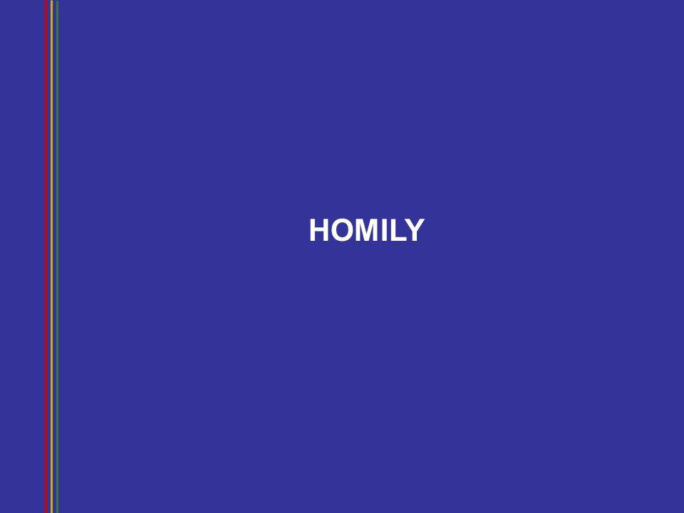 HOMILY
