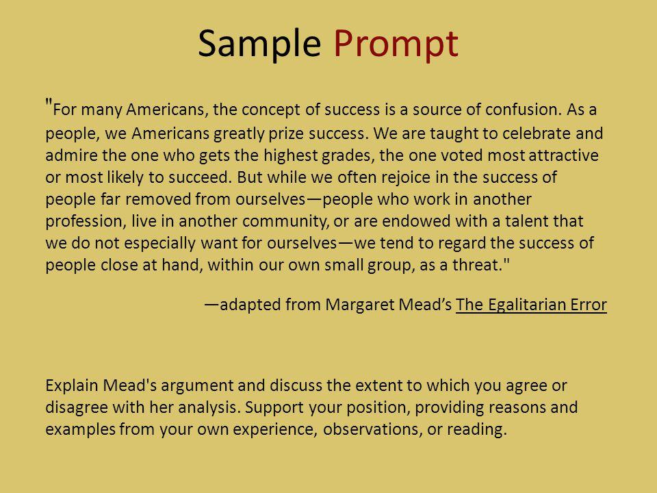 Sample Prompt