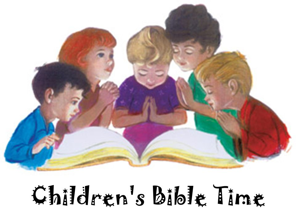 Children s Bible Time