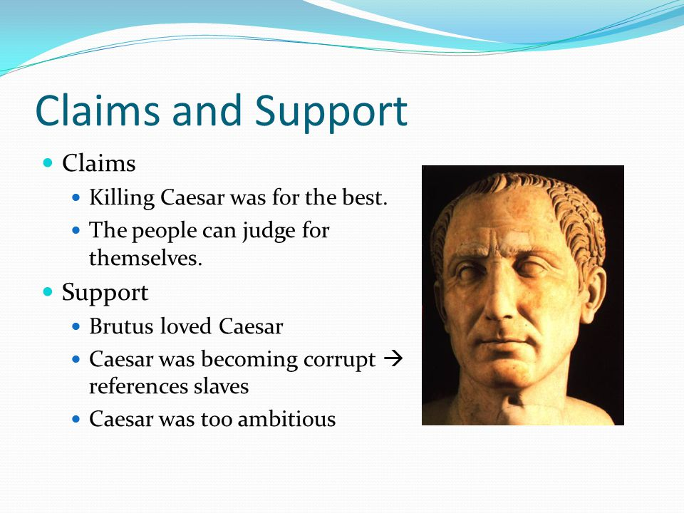 Essay On Julius Caesar