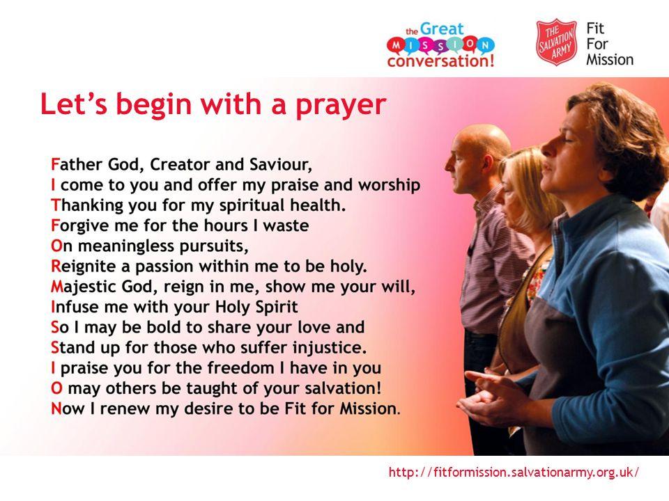 http://fitformission.salvationarmy.org.uk/ Verse1.