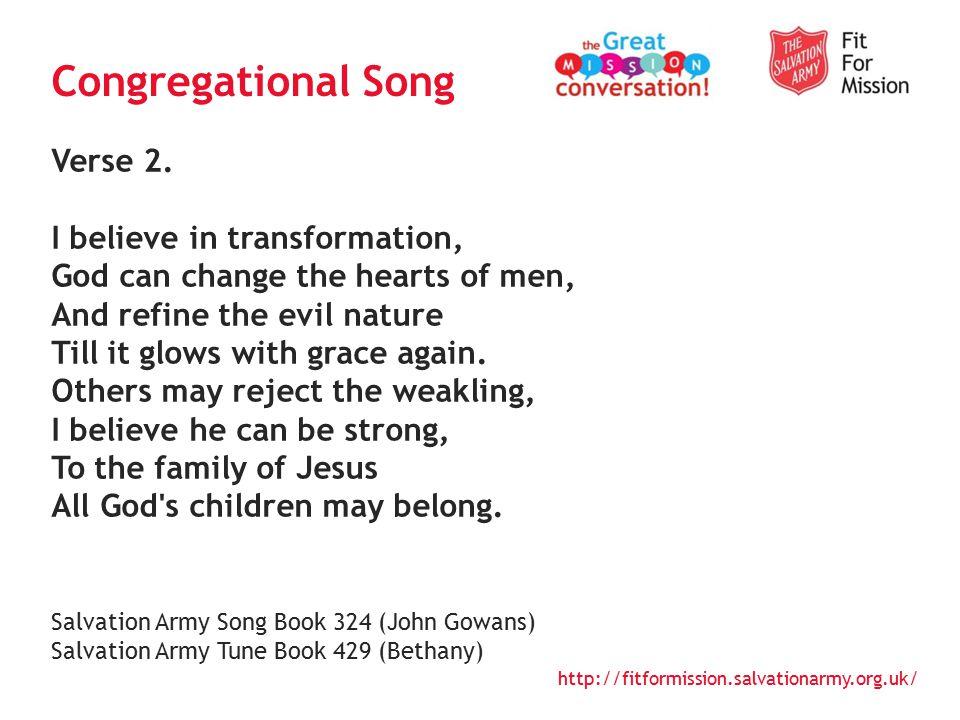 http://fitformission.salvationarmy.org.uk/ Verse 3.