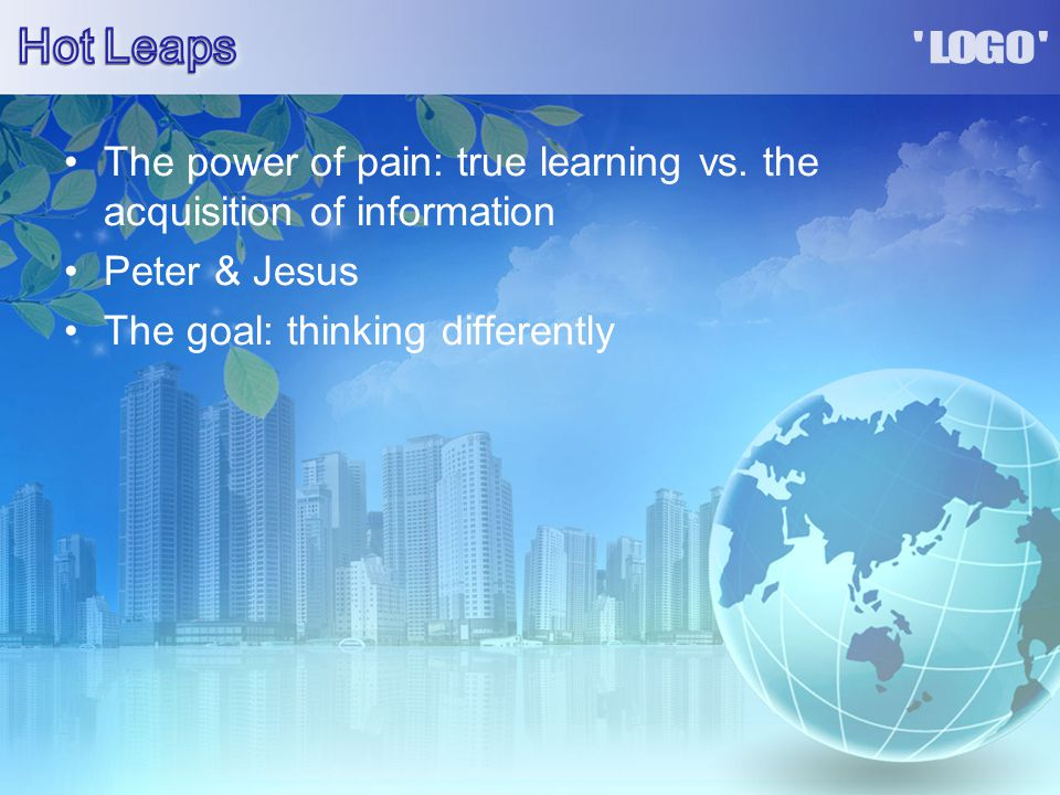 The power of pain: true learning vs.