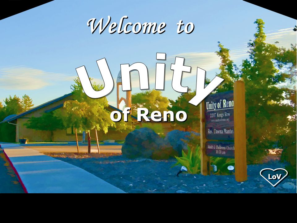 Welcome to of Reno LoV