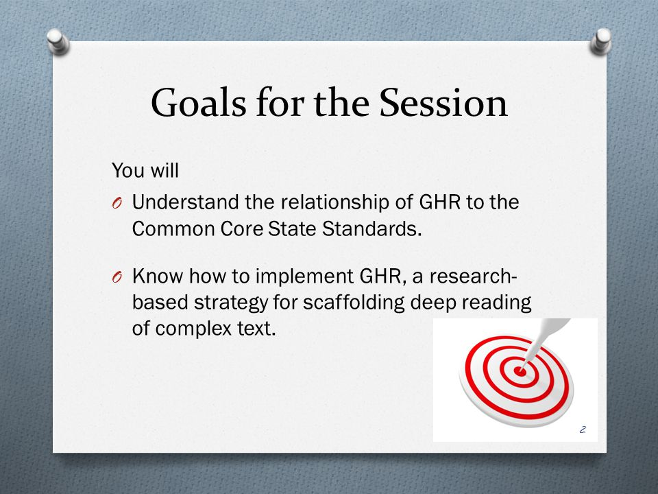 SMARTER Balanced Assessment Consortium Assessments of the Common Core State Standards for English Language Arts & Literacy in History/ Social Studies, Science, and Technical Subjects O Overall Claim (Gr 3-8) - Students can demonstrate progress toward college and career readiness in English language arts and literacy.