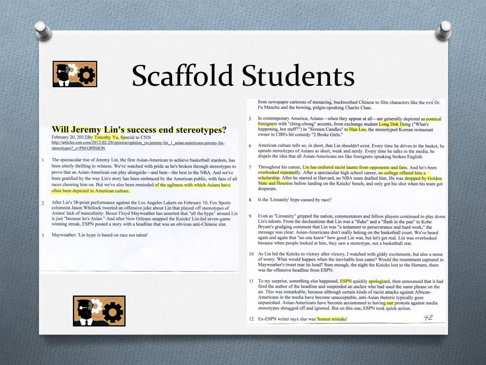 Scaffold Students 42