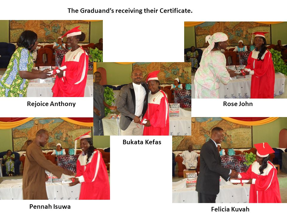 Photo-shot by Graduand's and invited Guests
