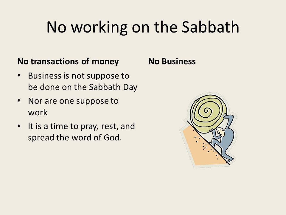 What is seeking the Bounty of God.