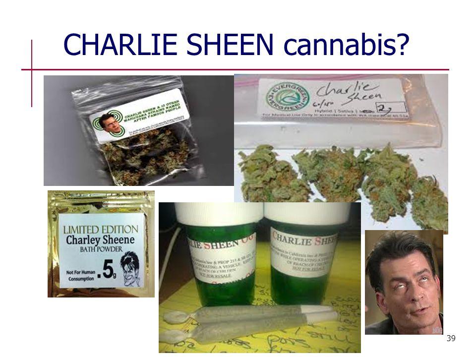 CHARLIE SHEEN cannabis 39