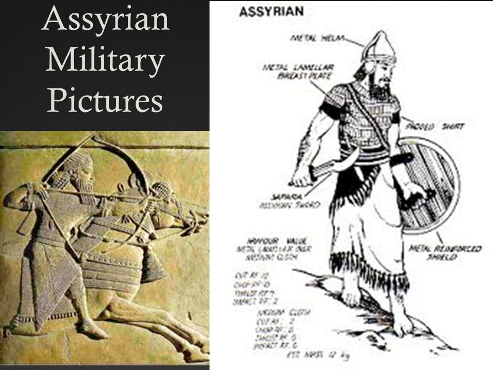 Assyrian Military Pictures