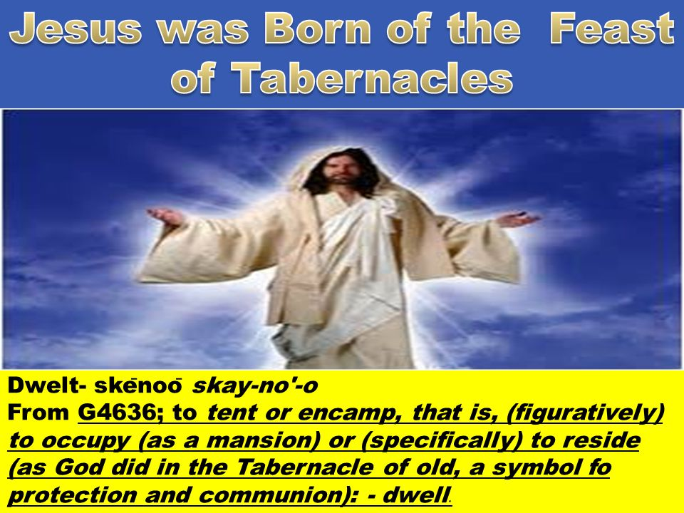 Luk 2:21 And when eight days were accomplished for the circumcising of the child, his name was called JESUS, which was so named of the angel before he was conceived in the womb.